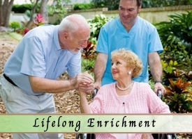 Lifelong Enrichment