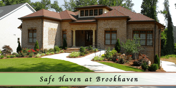 Senior Living Home Brookhaven Atlanta Georgia