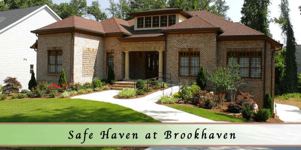Senior Living Home Brookhaven Atlanta Georgia