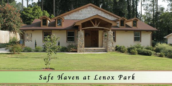 Senior Living Home Lenox Park Atlanta Georgia